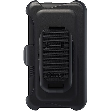 OtterBox™ 77-18971 Defender Series Hybrid Case and Holster For HTC Hero S, HTC EVO Design 4G, Black