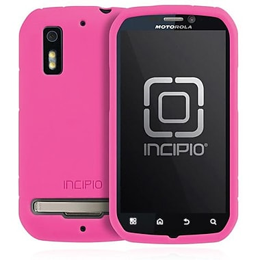 Incipio® MT-150 TPU Jelly Case For Motorola Photon 4G/Electrify, Pink