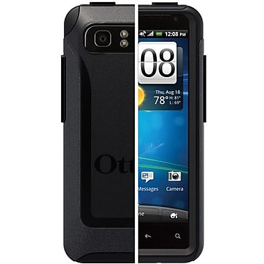 OtterBox™ 77-19005 Commuter Series Hybrid Case For HTC Vivid, HTC Raider 4G, Black