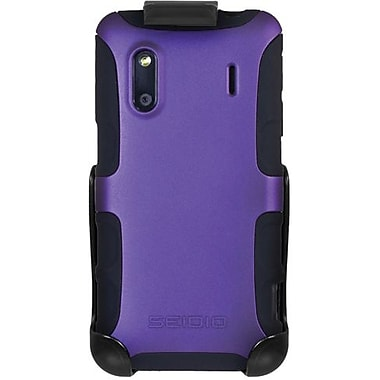 Seidio® Active® BD2-HK3HTKNG Hybrid Case and Holsters For HTC Hero S/EVO Design 4G