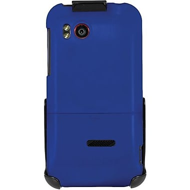 Seidio® Surface™ BD2-HR3HTRZD Hard Case and Holster For HTC Rezound, Royal Blue