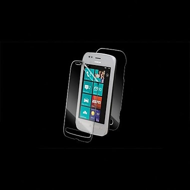 Zagg™ invisibleSHIELD™ NOKLUM710LE Screen Protector For Nokia Lumia 710, Clear
