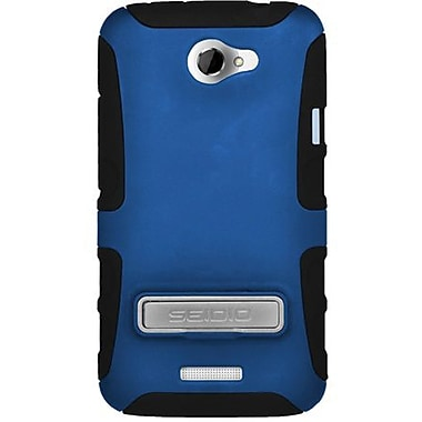 Seidio® Active® CSK3HTNXLK Hybrid Case W/ Kickstand For HTC One X, Royal Blue