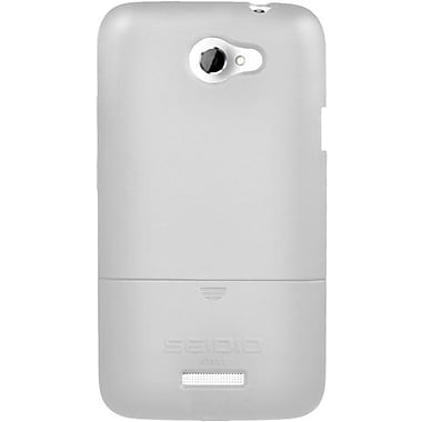 Seidio® Surface™ CSR3HTNXL Hard Case For HTC One X, Glossy White