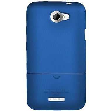 Seidio® Surface™ CSR3HTNXL Hard Case For HTC One X, Royal Blue