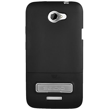 Seidio® Surface™ CSR3HTNXLK Hard Cases W/ Metal Kickstand For HTC One X (AT&T LTE)