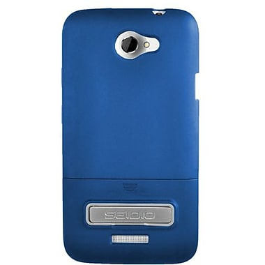 Seidio® Surface™ CSR3HTNXLK Hard Case W/ Metal Kickstand For HTC One X (AT&T LTE), Royal Blue