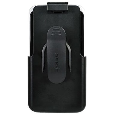 Seidio® HLHTNXLAS Spring Clip Holster For HTC One X, Black