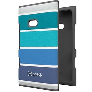 Spare Products SPK-A1378 Fitted Hard Case W/ Fabric For Nokia Lumia 900, Artic