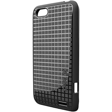 Spare Products SPK-A1335 Pixelated HD TPU Case For HTC One V, Black