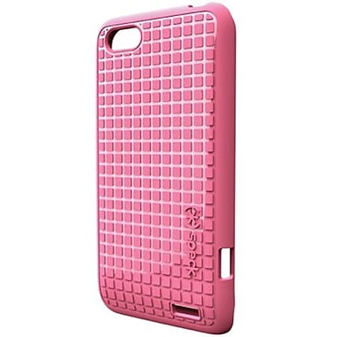 Spare Products SPK-A1336 Pixelated HD TPU Case For HTC One V, French Rose