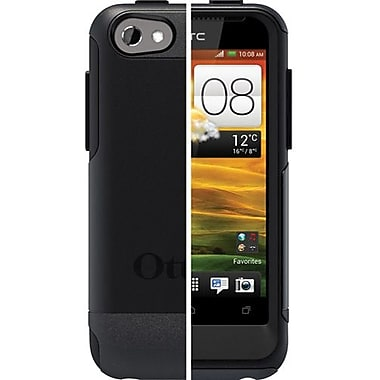 OtterBox™ 77-20718 Commuter Series Hybrid Case For HTC One V, Black
