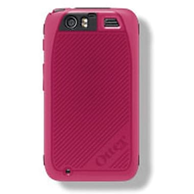 OtterBox™ 77-20448 Defender Series Hybrid Case and Holster For Motorola Atrix 3 HD, Pink
