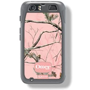 OtterBox™ 77-20284 Commuter Realtree Series Hybrid Case For Motorola Atrix 3 HD, AP Pink Camo