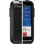 OtterBox™ 77-20803 Commuter Series Hybrid Case For Motorola Defy Mini XT, Black