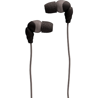 Memorex™ EB110 In-Ear Headphones, Black