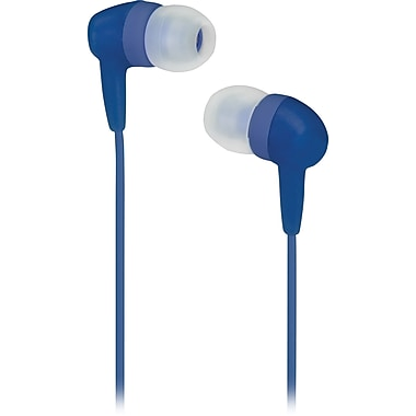 Memorex™ EB60 In-Ear Earbuds, Blue