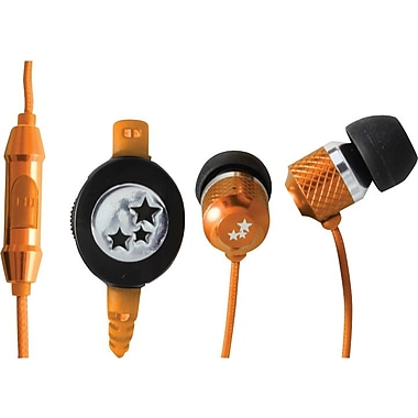 Able Planet True Fidelity Musician's Choise In-Ear Headphones, Orange