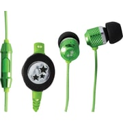 Able Planet True Fidelity Musician's Choise In-Ear Headphones, Green
