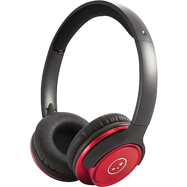 Able Planet Musician's Choise Headphones, Red