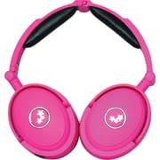 Able Planet True Fidelity Musician's Choice Headphones, Pink