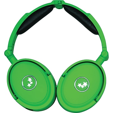 Able Planet True Fidelity Musician's Choice Headphones, Green