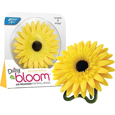 Bright Air Daisy in Bloom Air Freshener, Sunny Bloom & Citrus