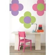 WallPops Pink Flirt, Purple Perk & Oh Pear Dot Wall Decals