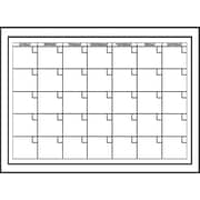 WallPops Monthly Dry-Erase Calendar and Dry Erase Message Board