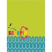 WallPops Scorpio Dry-Erase Meassage Board