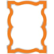 WallPops Orange Enamel Dry-Erase Board