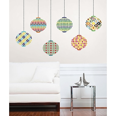 WallPops Lanterns Kit