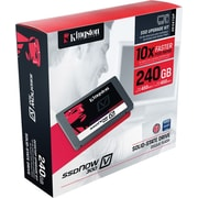 Kingston 240GB V300 SSD SATA Upgrade Bundle Kit with Adapter
