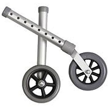 Guardian® Walker Front Wheel Attachment, 6in. Size, Each