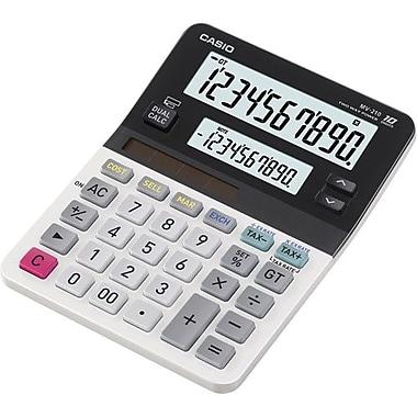 Casio® MV-120 10-Digit Display Calculator