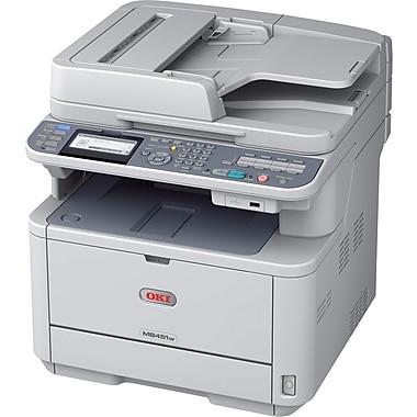 OKI MB451W Mono Multi-Function Laser Printer