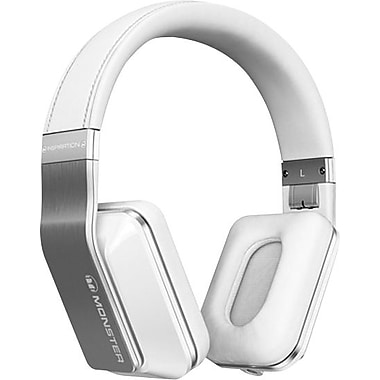 Monster® Inspiration Active Noise Canceling Over-Ear Headphones, Silver