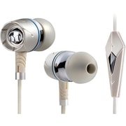 Monster® Turbine™ High Performance In-Ear Speakers™ with ControlTalk™, Pearl