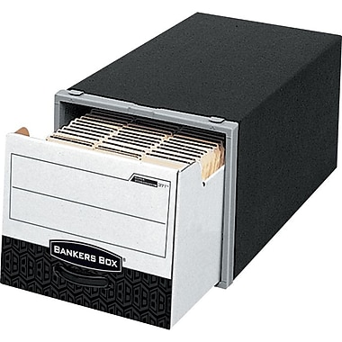 Bankers Box® Super Stor/Drawer® Storage Drawers, Legal Size