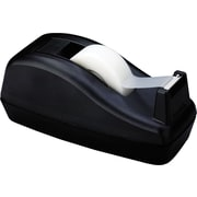 "Scotch® Tape Dispenser, 1"" Core, Black"