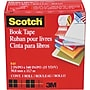 Scotch® Book Tape 845, 2 x 15 yds,