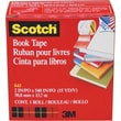 Scotch® Book Tape 845, 2in. x 15 yds, 3in. Core