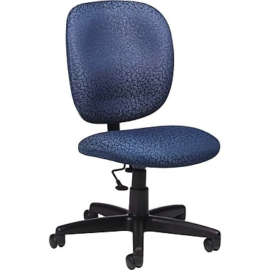Global® Yorkdale Manager's Low-Back Task Chair, Arctic