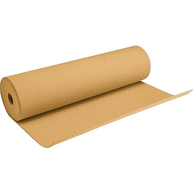 Best-Rite Natural Cork Rolls,  4' x 24'