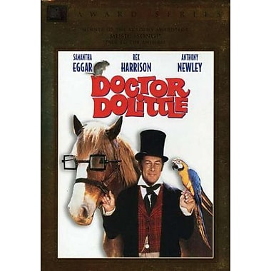Doctor Dolittle (1967) w/ Gold O-Ring