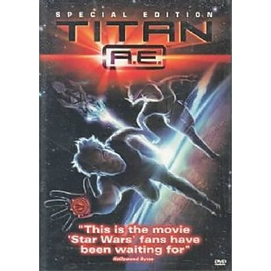 Titan A.E. Repackaged