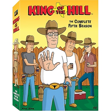 King of The Hill Season 5