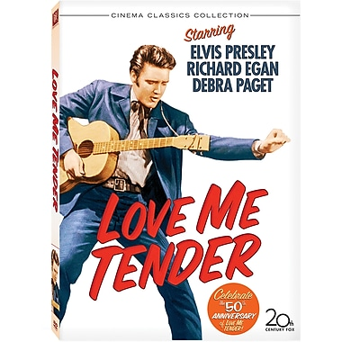 Love Me Tender Repackaged