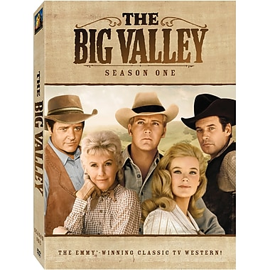 Big Valley Season 1