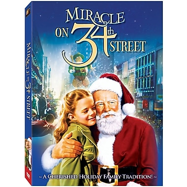 Miracle on 34th Street (1947) w/ Holiday Moments FP